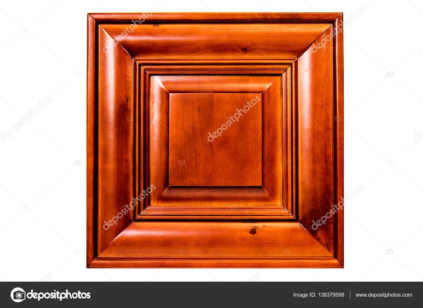 Cabinet door made of wood — Stockfoto © studiodin #138379598