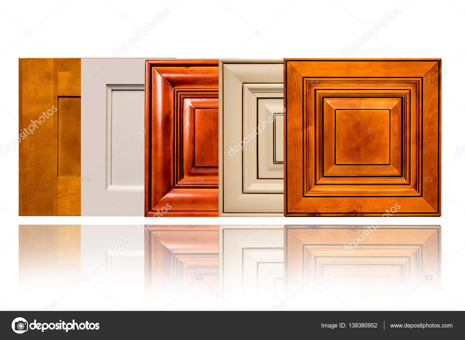 Estilo contempor neo y moderno tradicional puerta de for Muebles de cocina de madera modernos