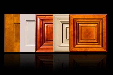 Luxury kitchen doors