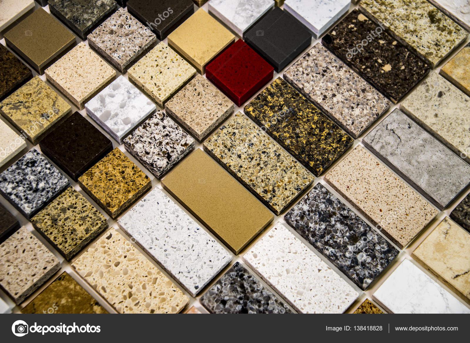 Granito colores good cuarzo de piedra artificial del - Encimeras de granito colores ...