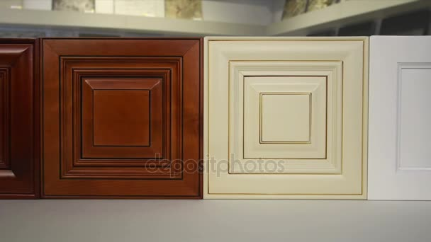 A Set Of Wood Doors Kitchen Bathroom Office Or Storage Cabinets