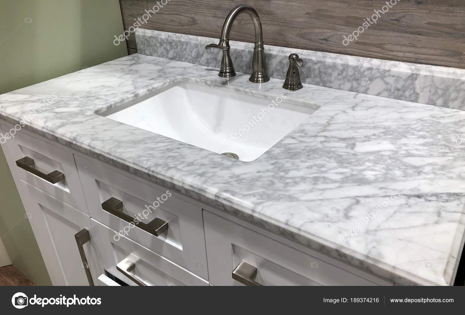 Bathroom Vanity Granite Counter White, Bathroom Vanity Countertops