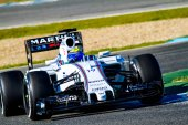 Williams Martini Racing F1 Team, Felipe Massa,2015