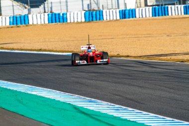 Scuderia Ferrari F1, Fernando Alonso
