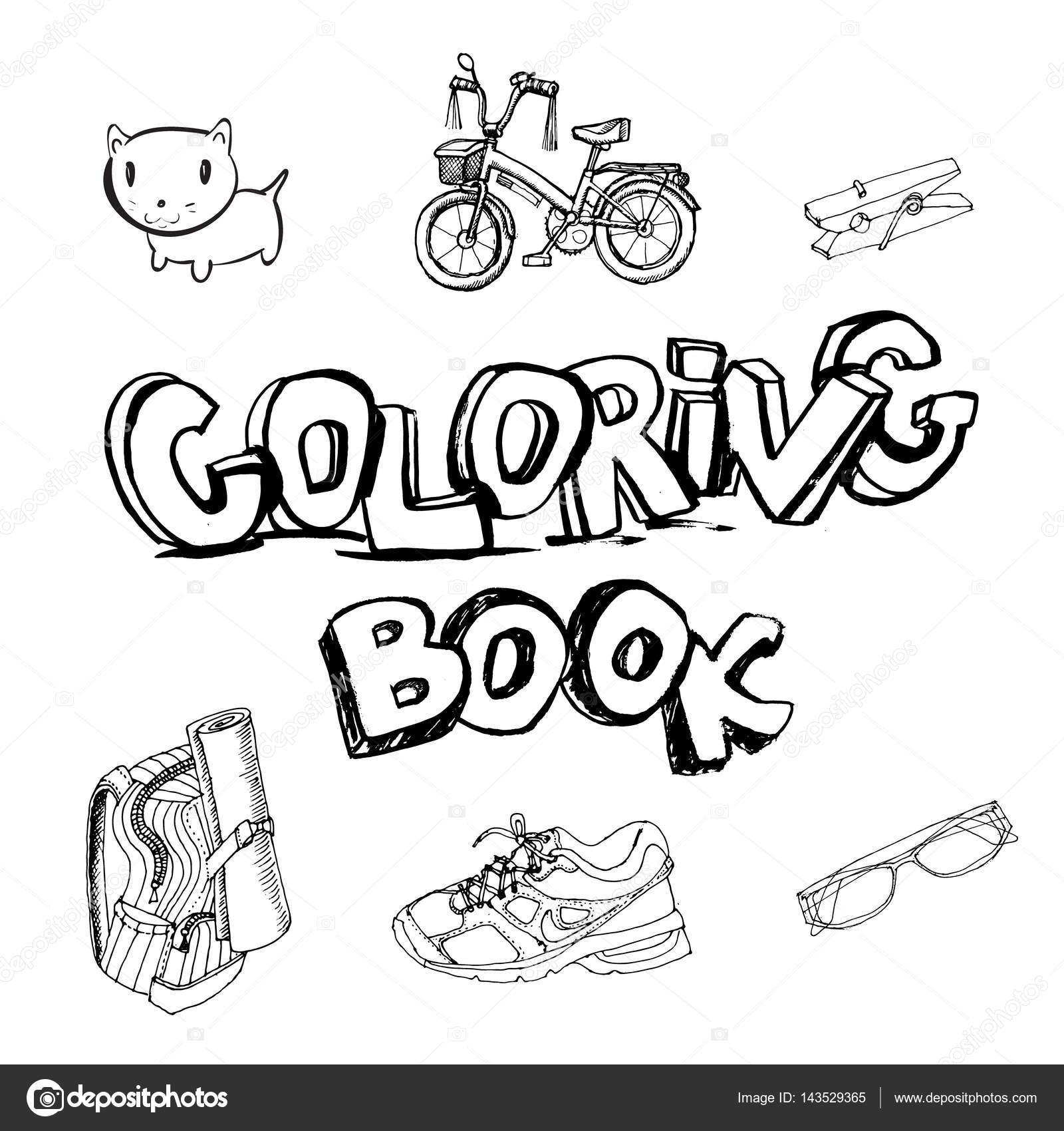 Fotos Letras Para Dibujar Libro Dibujo Vector De Letras Para