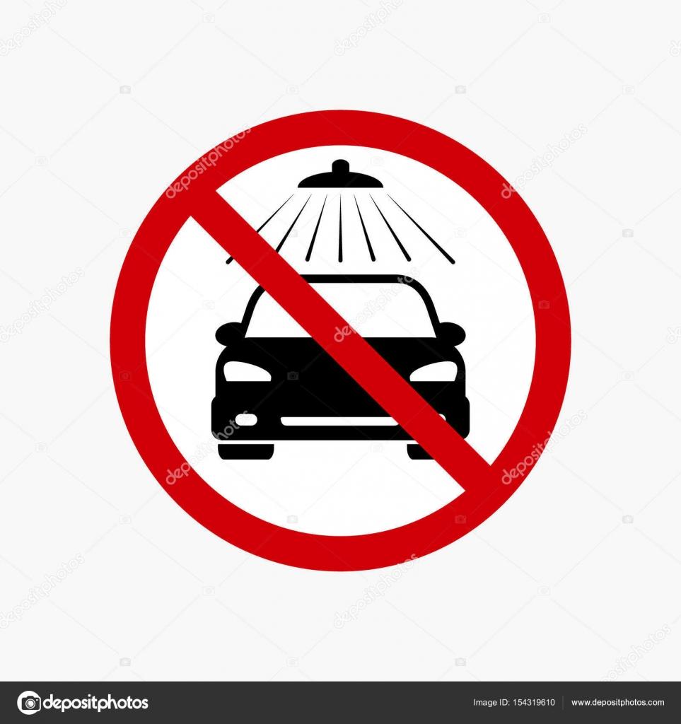 No carwash sign vector car wash prohibiting symbol stock no carwash sign vector car wash prohibiting symbol stock vector biocorpaavc