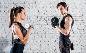 Narození tréninku v tělocvičně