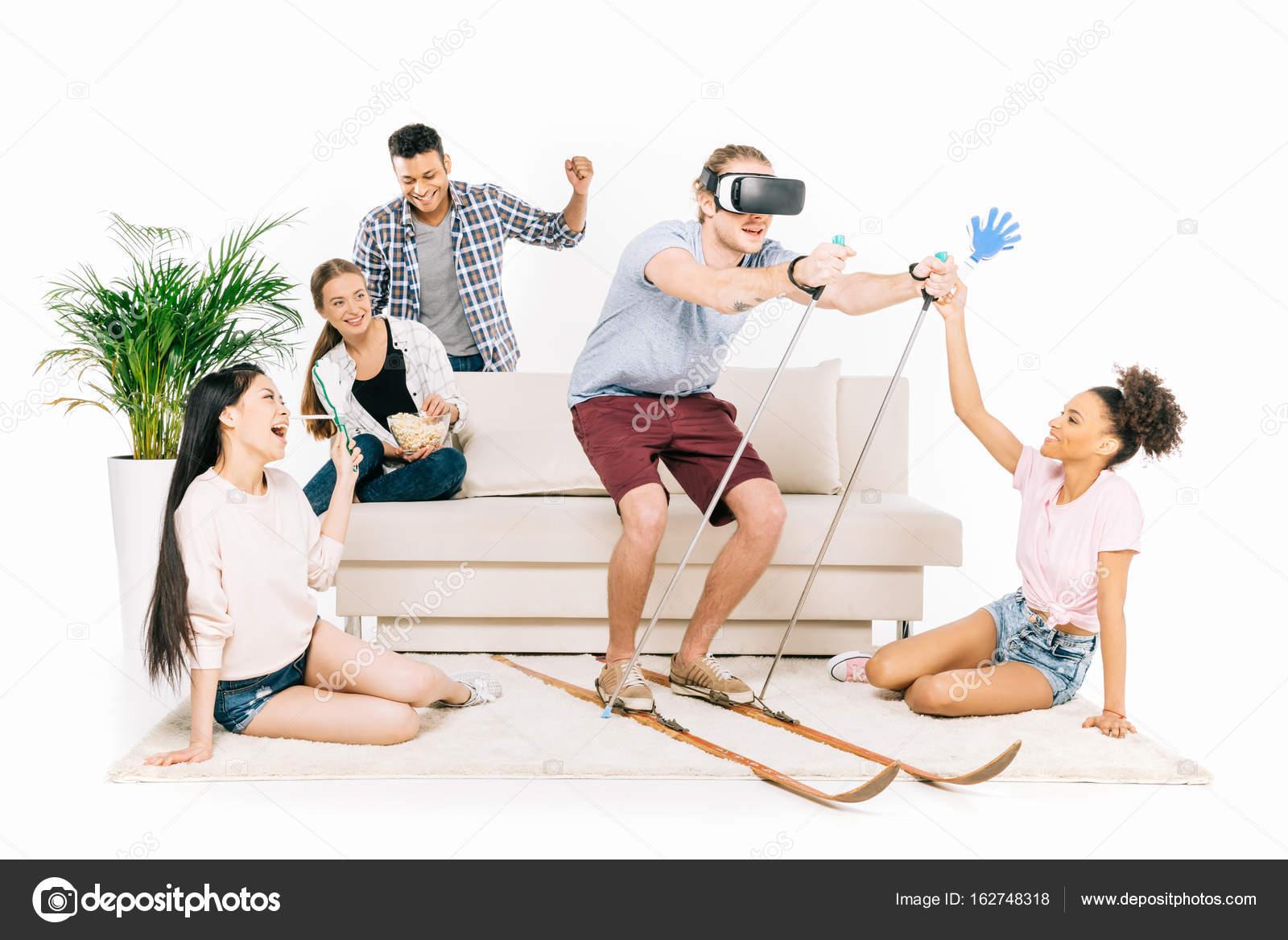 Γνωριμίες Εικονική Πραγματικότητα