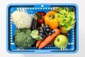 Fotografie čerstvé zralé zeleniny