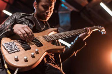 Elektro gitarist