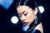 Fotografie asiatische Frau Glamour