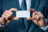 üzletember találat névjegykártya
