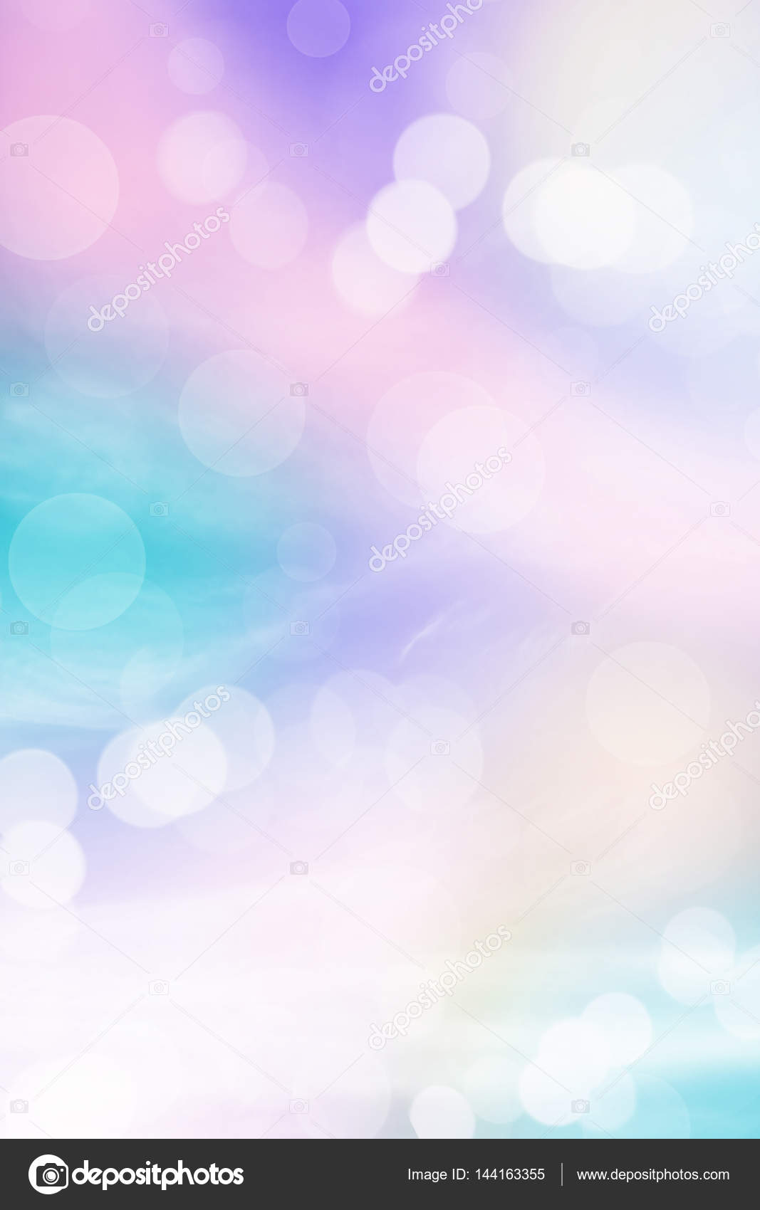 Pastel rainbow colored background stock photo egal - Rainbow background pastel ...