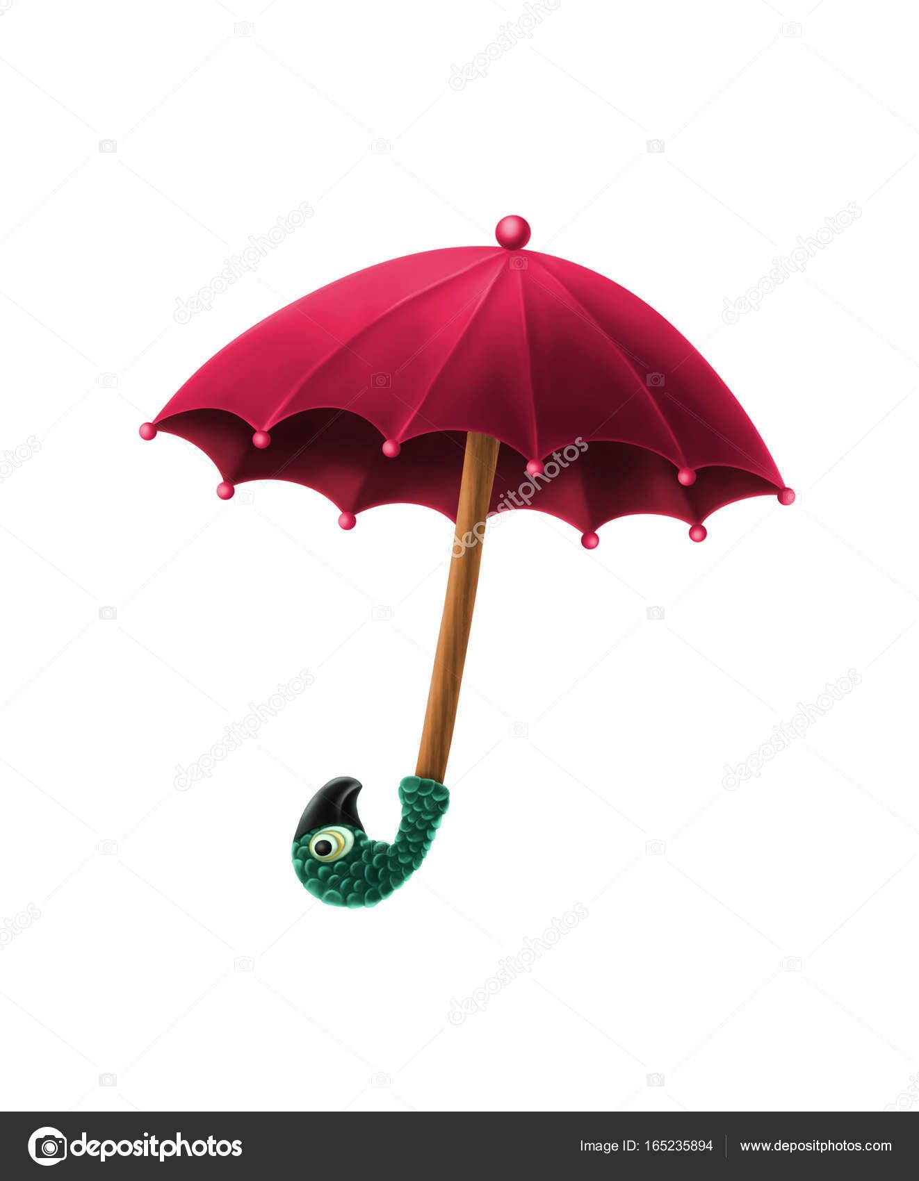 Mary Poppins Regenschirm Stockfoto Egal 165235894