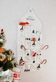 Fotografie Weihnachts-Feiertage-Kalender