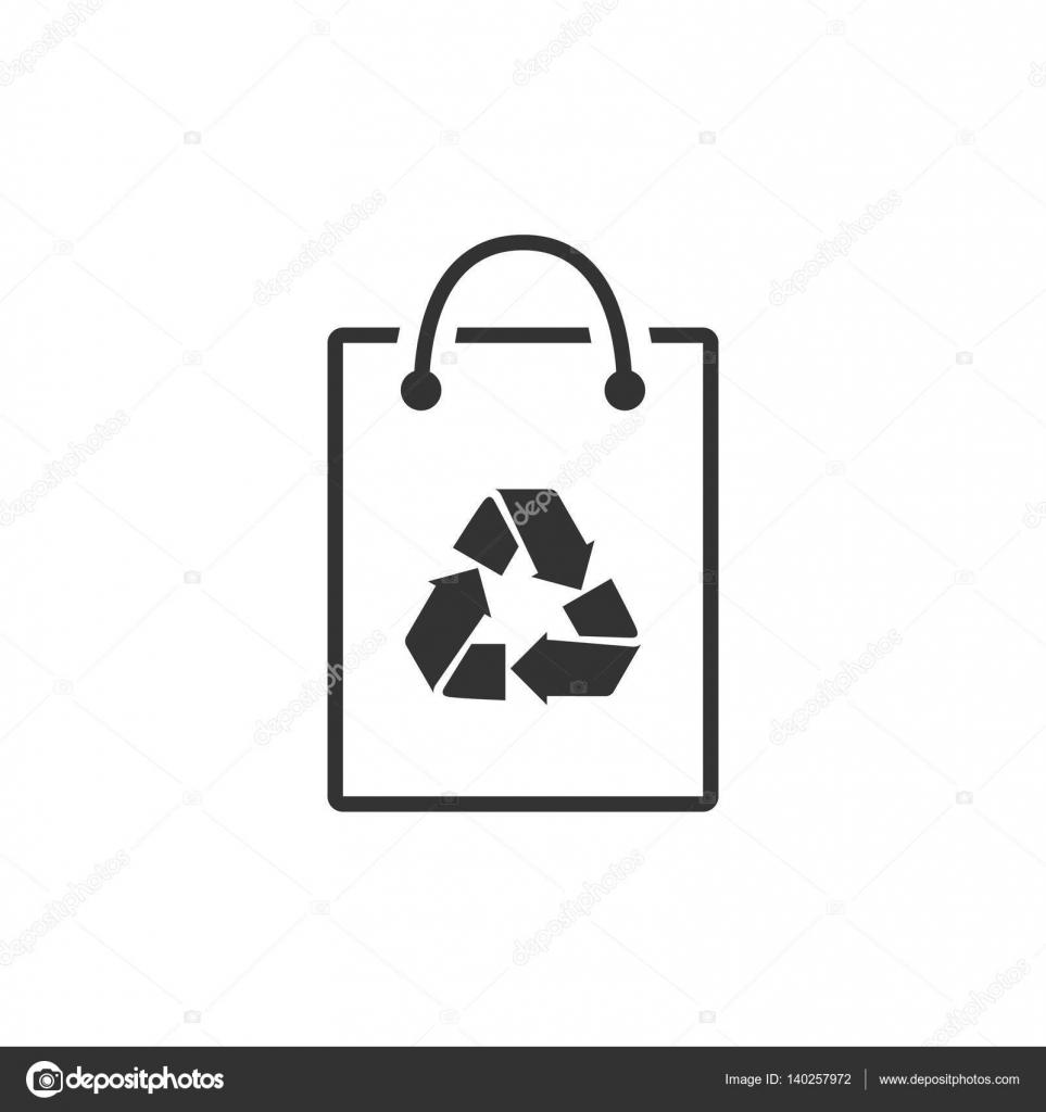 Recycle Symbol Icon Stock Vector Puruan 140257972