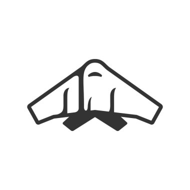 Stealth bomber  icon