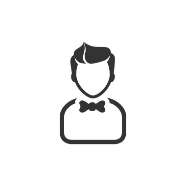 Waiter avatar icon