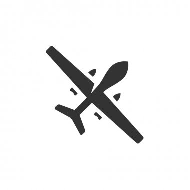 Unmanned aerial vehicle icon