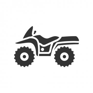 All terrain vehicle icon