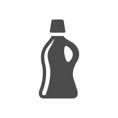 Detergent bottle icon