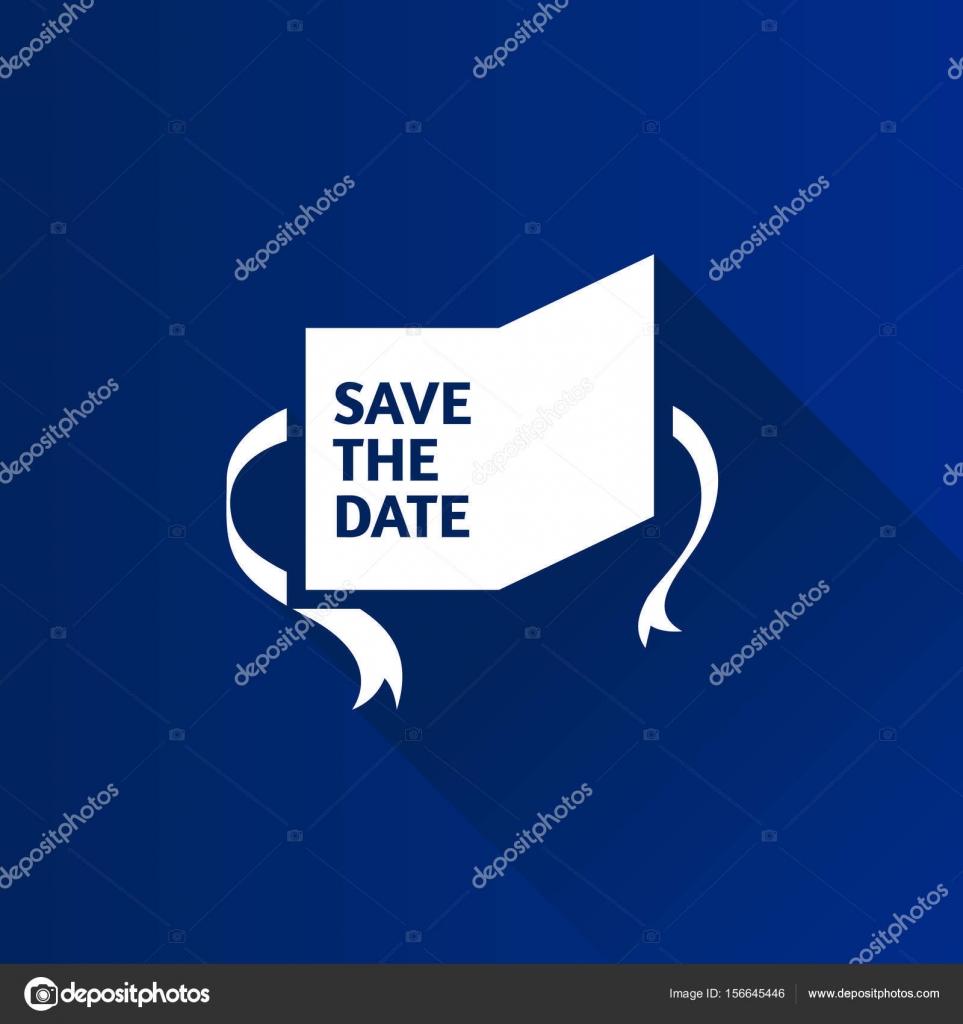 Metro Icon Wedding Card — Stock Vector © puruan