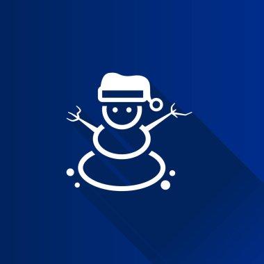 design of Snowman icon