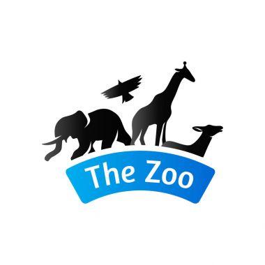 Duo Tone Icon - Zoo gate