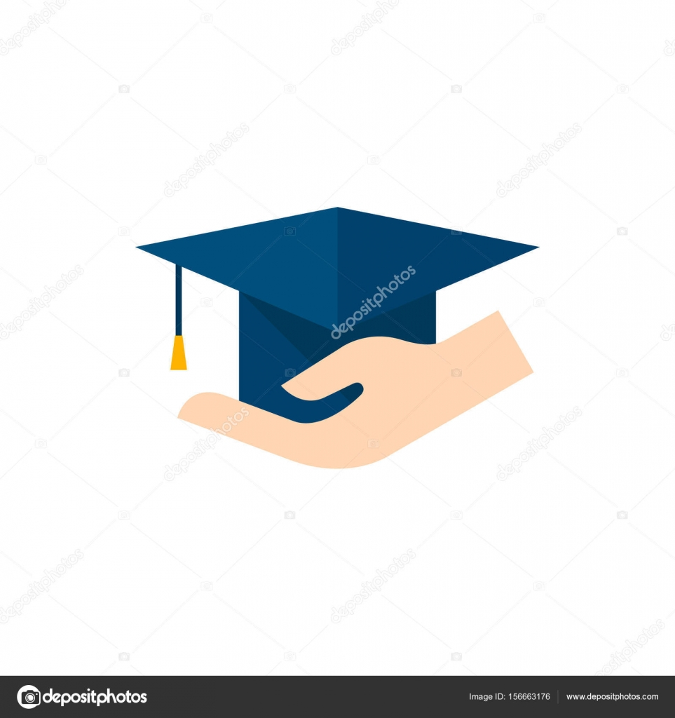 flat icon hand holding diploma stock vector © puruan  hand holding diploma icon in flat color style education school protection security graduate diploma insurance vector by puruan