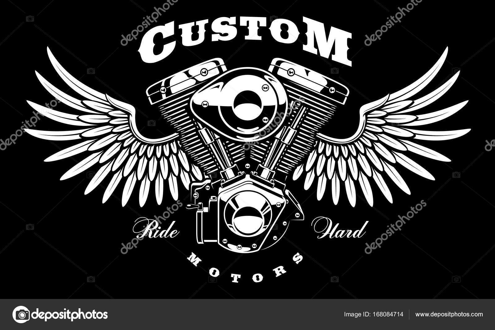 Bikers Club Logo Template - Download Free Vector Art, Stock ...