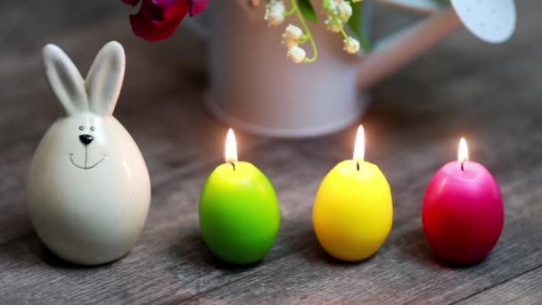 Uova di Pasqua su priorità bassa