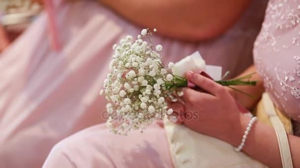82904a3e14 esküvő-templomi szertartás dekoráció — Stock Videó © LElik83 #181462342