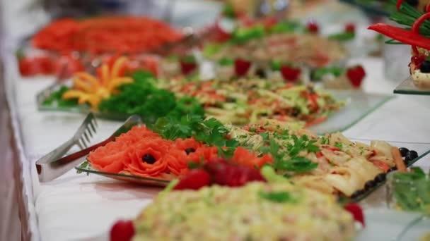 catering, svatební bufetu události