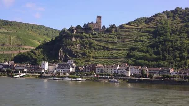 Deutschland-Ansicht Flusslandschaft