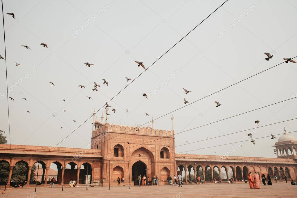 Old delhi Stock Photos, Illustrations and Vector Art | Depositphotos®