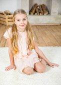 aranyos kislány