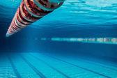 podvodní obrázek prázdný bazén