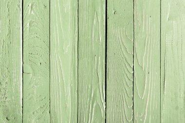 """Картина, постер, плакат, фотообои """"Зеленый деревянный фон"""", артикул 142182428"""