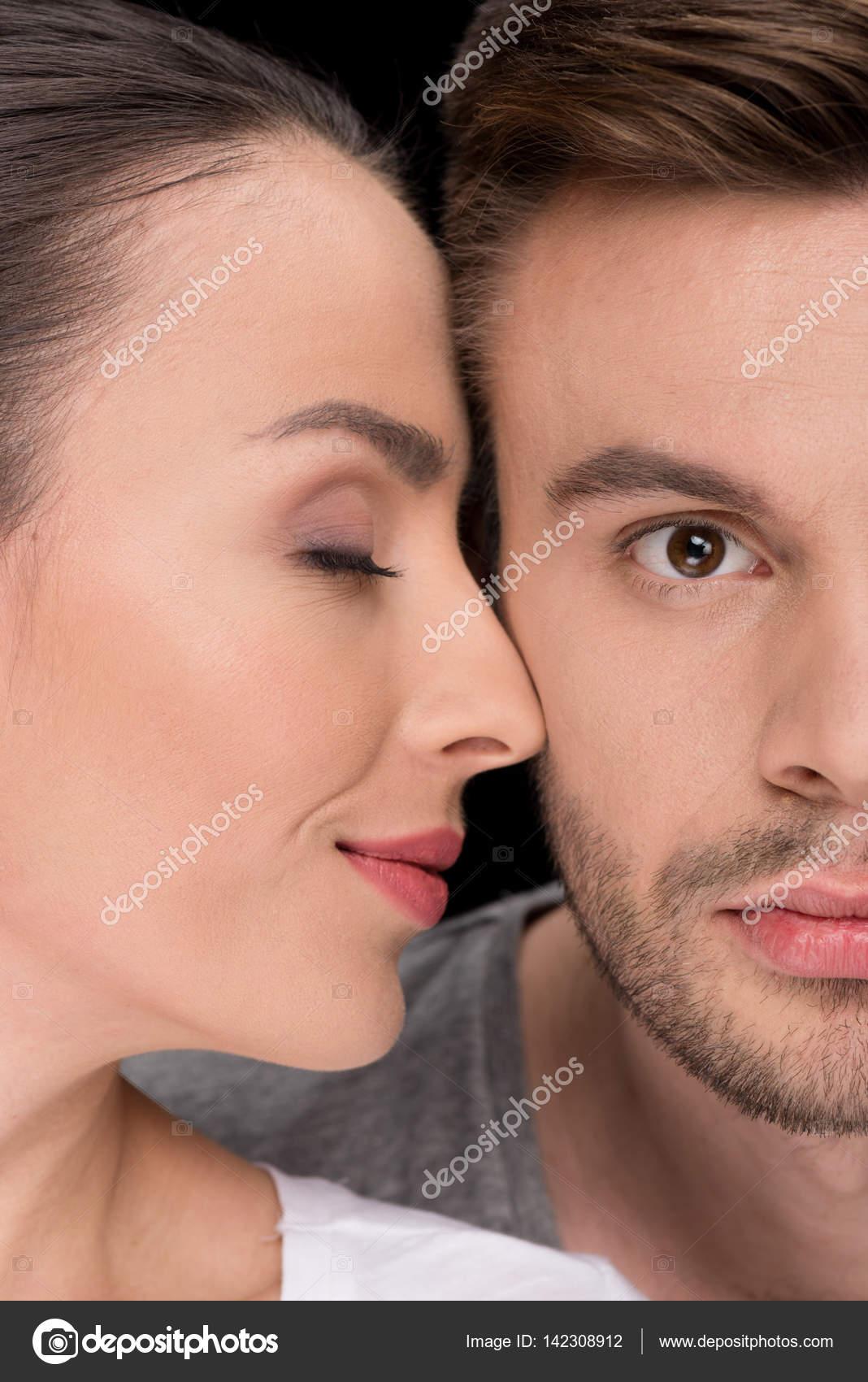 Imágenes Caras Bonitas Hombres Caras De Mujer Y Hombre Foto De