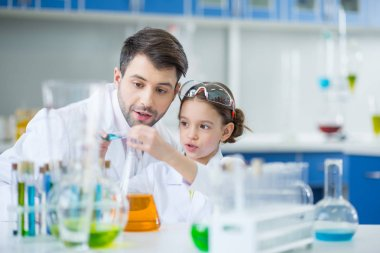 Teacher and student scientists