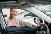 Výběr auto žena