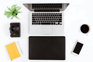 wireless devices on workplace