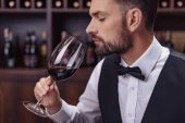 Fényképek Sommelier, borkóstoló bor