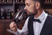 degustace vína sommeliérem