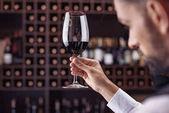 Sommelier, borkóstoló bor