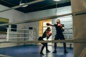 Photo boxing