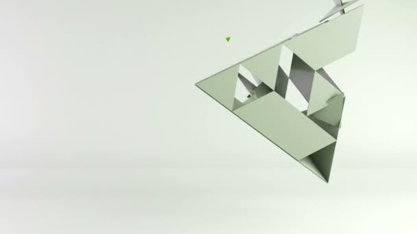 3d pyramid transformation