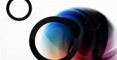 Abstraktní pozadí, tekutina míchání gradient tekuté barvy složení. Vektorové ilustrace pro tapetu, nápis, pozadí, karta, ilustrace knihy, úvodní strana