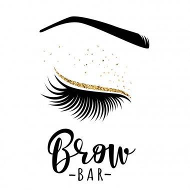 Brow bar logo
