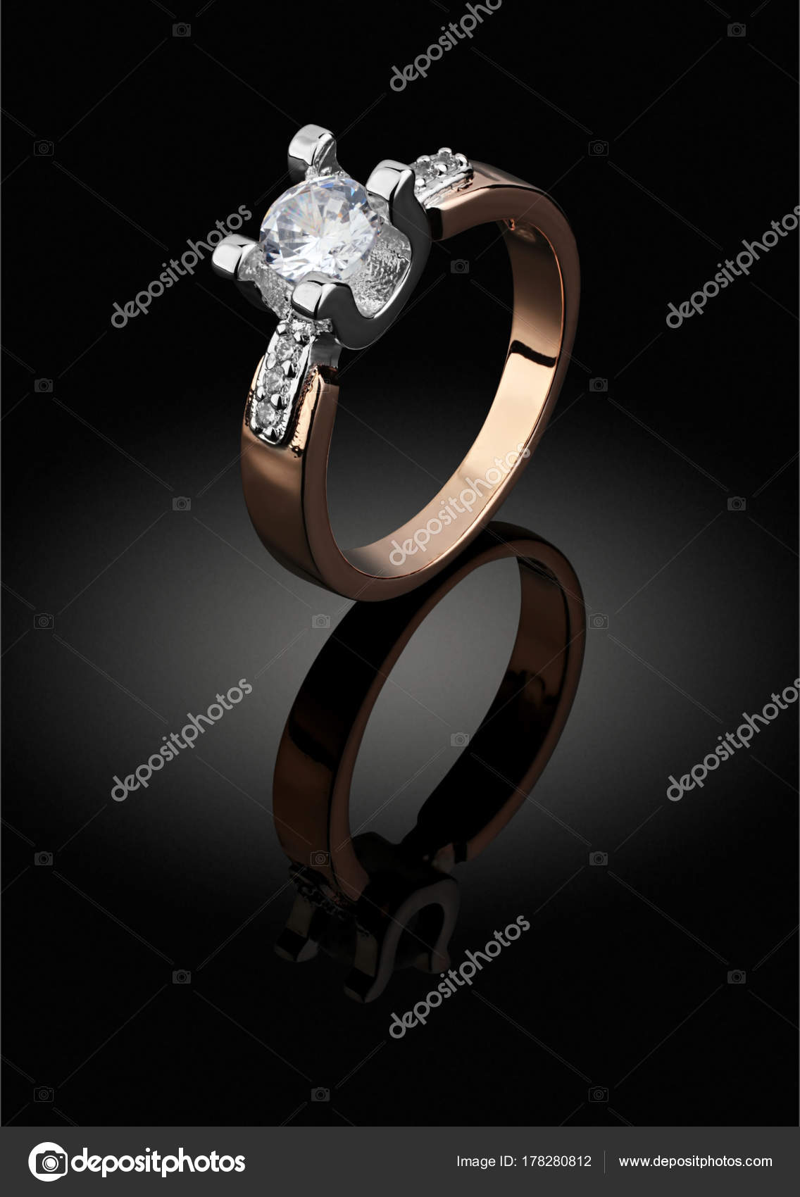ring large big engagement diamond round pictures